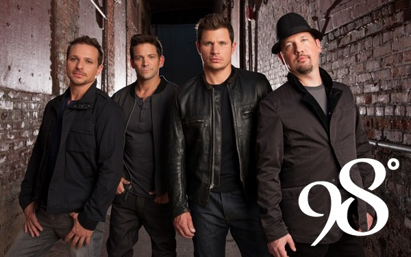 98 DEGREES NEW ALBUM