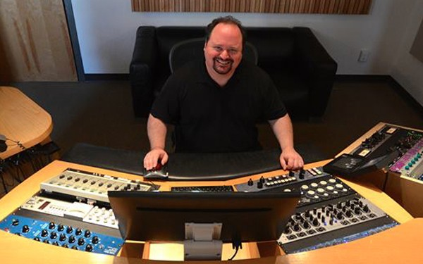 Andy VanDette has joined Engine Room Audio!