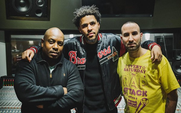 J.Cole on The Combat Jack Show