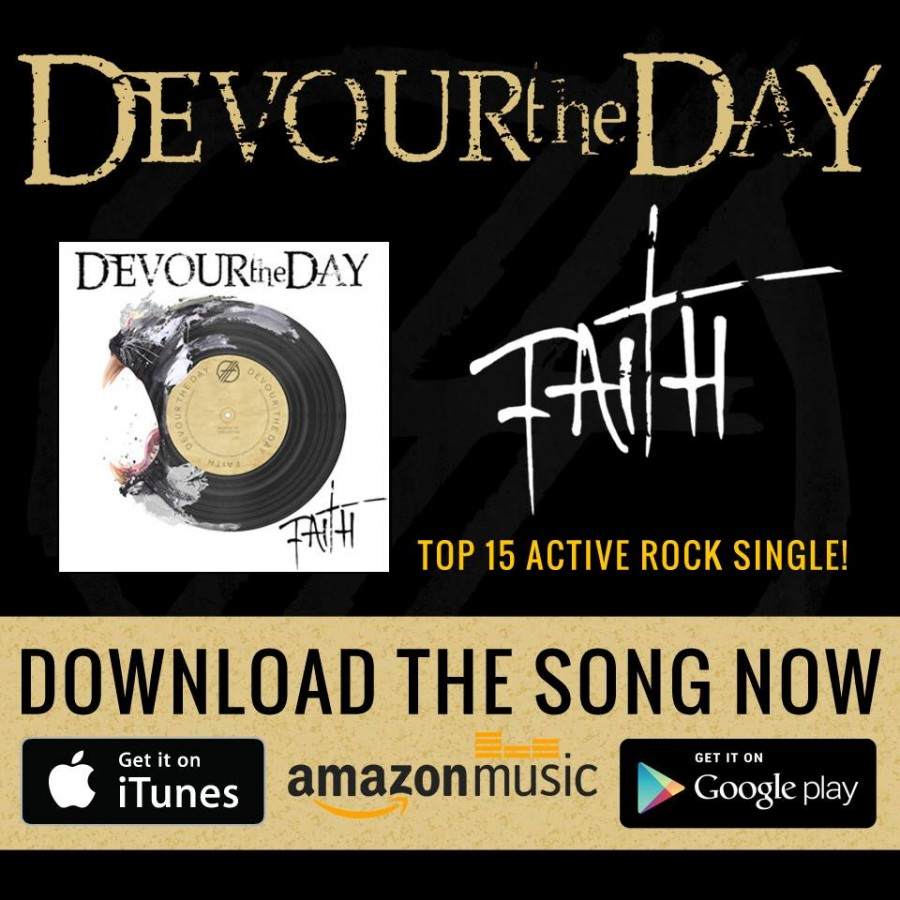 Devour The Day Rises to #15