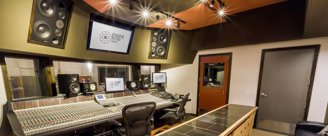 Mezzanine Studio - Engine Room Audio