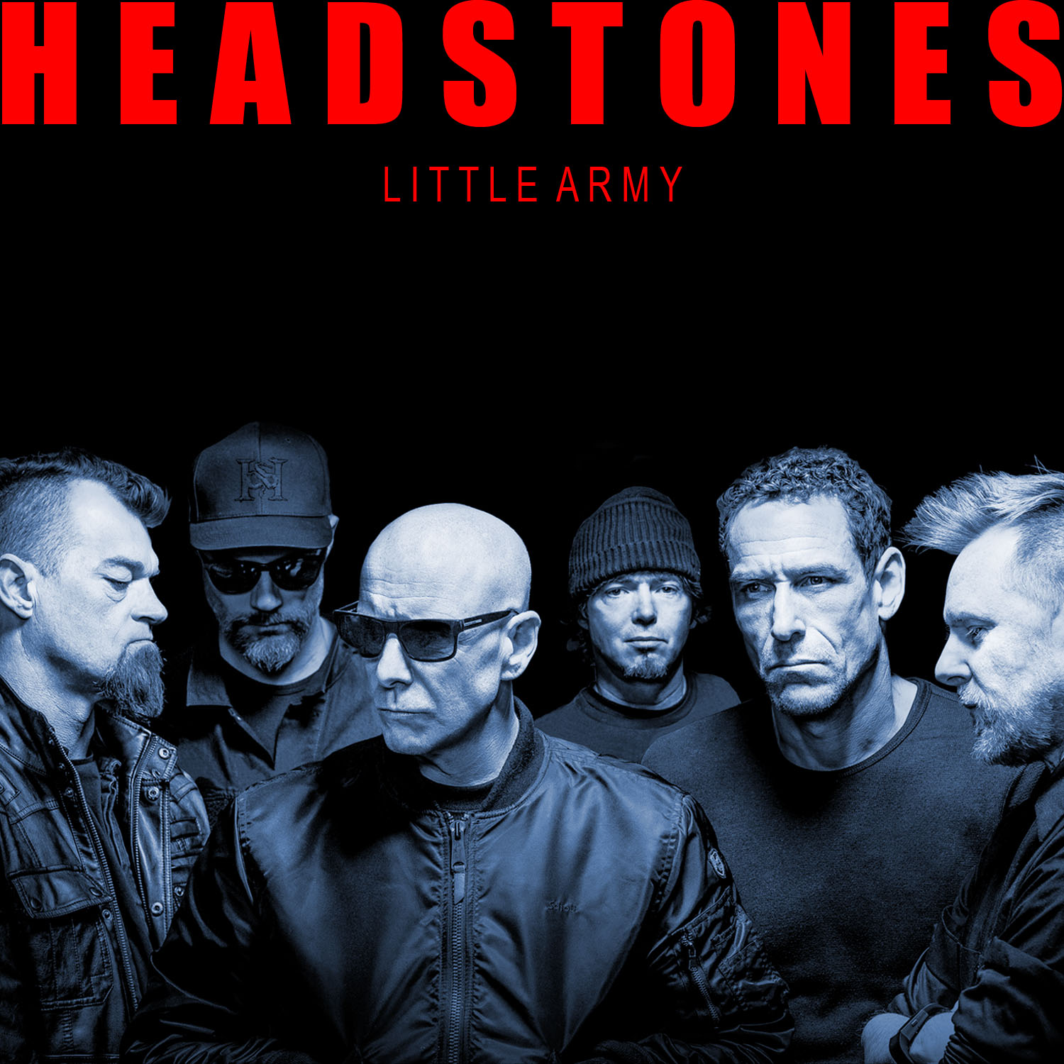Headstones Little Army Cover