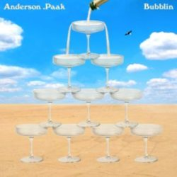 Bubblin' by Anderson .Paak
